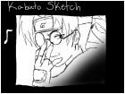 Kabuto Sketch