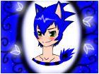 Sonic the Hedgehog headshot~