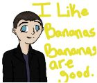 I like Bananas.