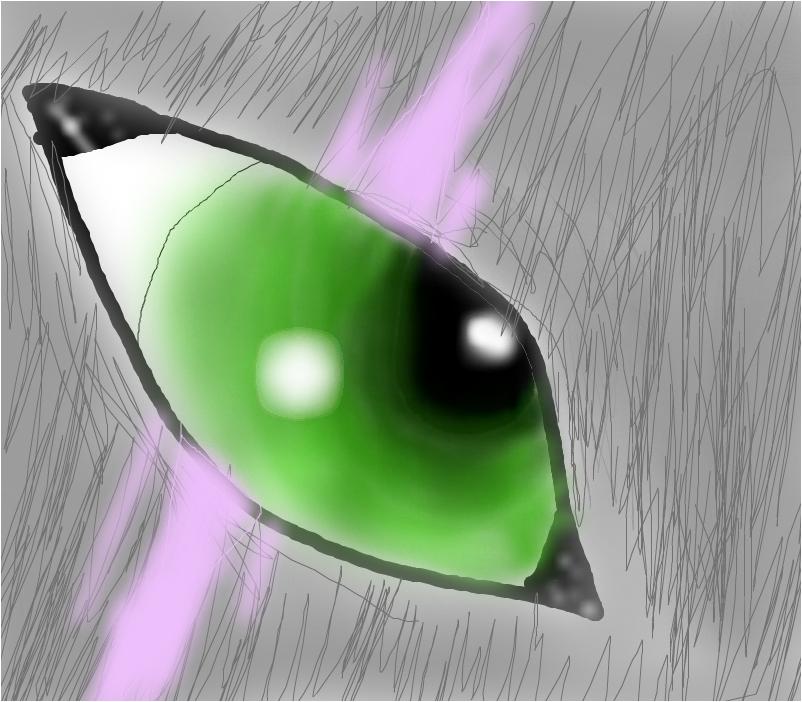 my new eye stylel