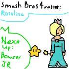 Smash Bros 4 roster: Rosalina