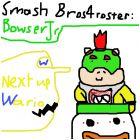Smash Bros 4 roster: Bowser Jr
