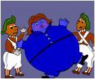 Violet & The Oompa Loompas