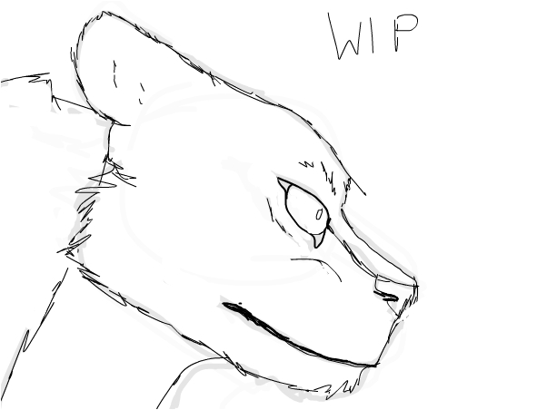 WIP- Lioness