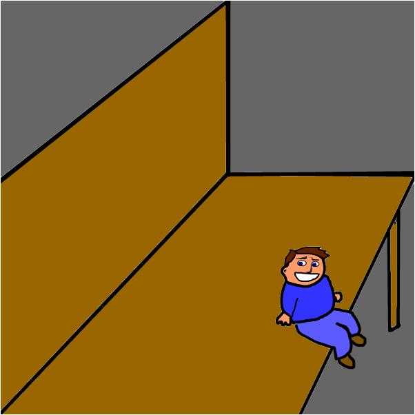 Little Guy Big Bench