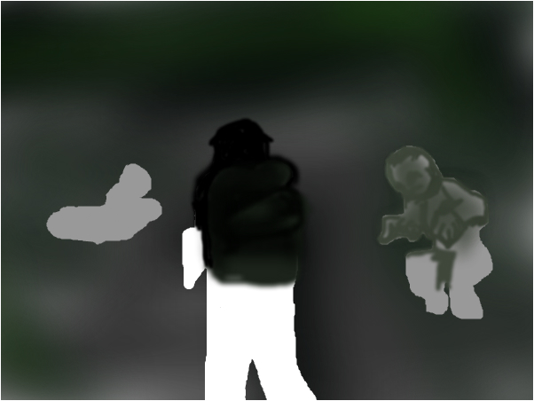Zombie Appocalypse wip
