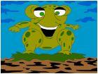 Squat Frog