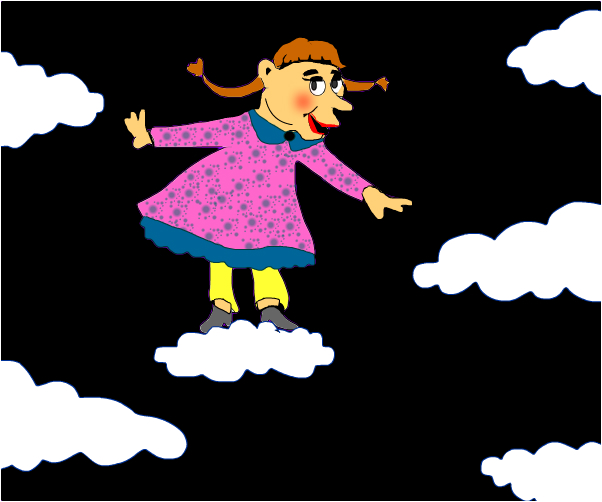 Suzy In The Clouds