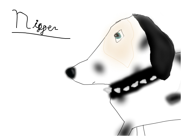 Nipper TV Dog