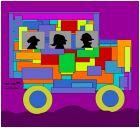Rainbow Jalopy