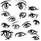 bunch of fe eyes