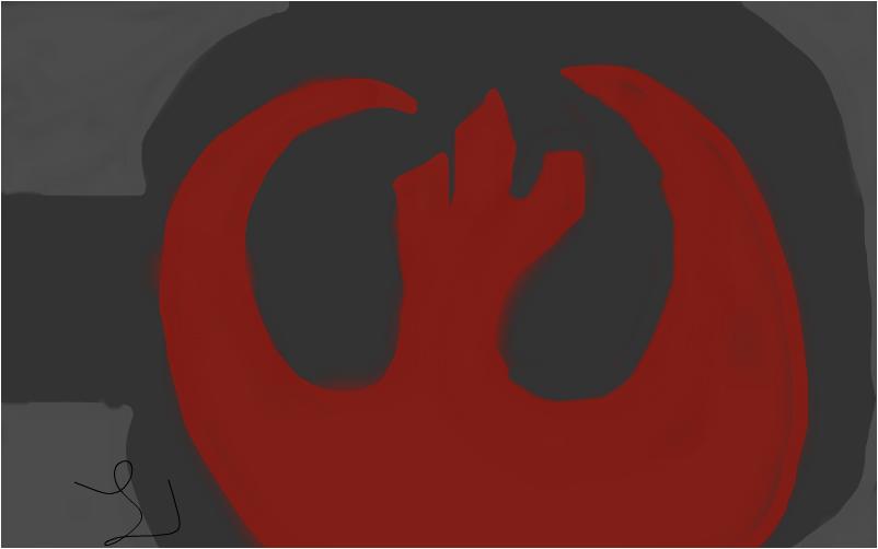 StarWars: The Force Awakens Resistance Emblem