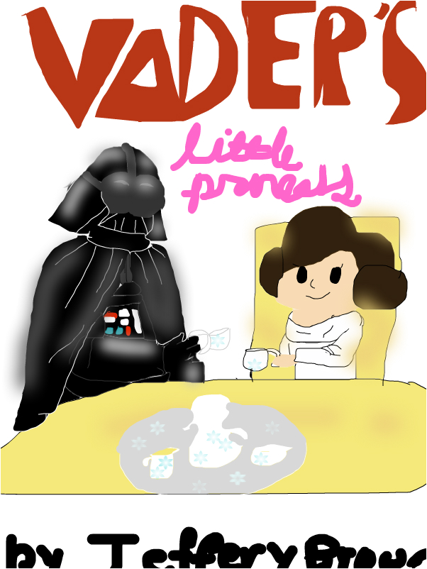 Vader's little Princess by Jeffery Brown