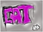 CAT graffit :D