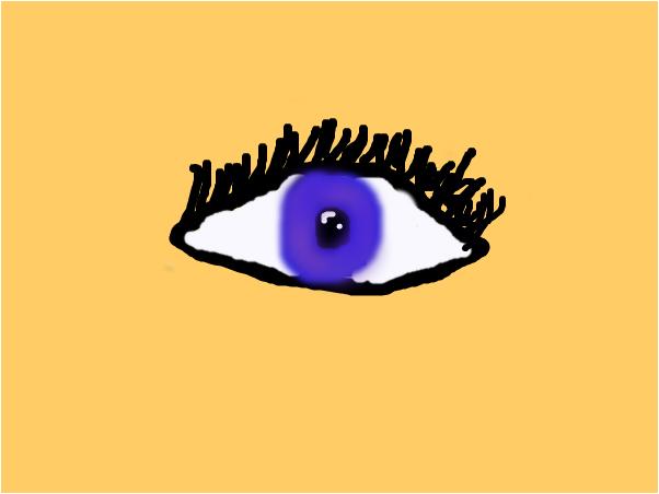 Eye Of A Human