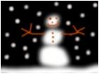 snow  men