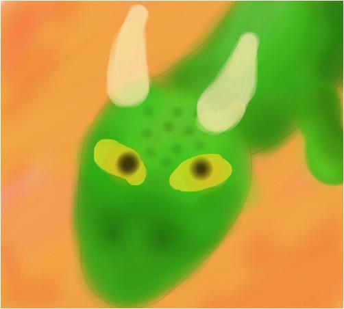 Green Dragon/Alien