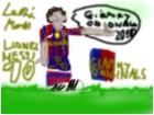 lionel messi F.C.Barcelona