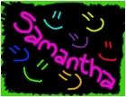 Names:Samantha