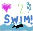 <3 to swim!