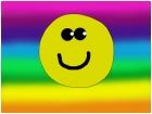 Tye-Dye Happy and Happy Face
