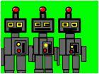ROBOT ARMY! RUN