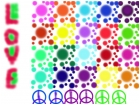 Colors of Love,Peace,Me