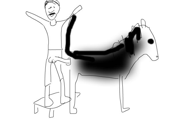 slic retarted horsefick