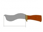 Mad Dawrf Knife concept for BSA