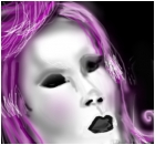 pink ghost
