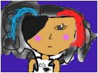 Sad scene girl D: