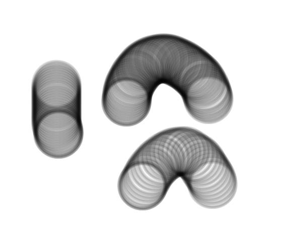 3D slinkies
