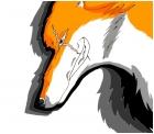 evil fox cause I can draw animals