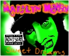 Sweet Dreams Marilyn Manson CD cover