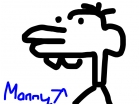 Manny  from Diary of a Wimpy Kid