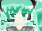 My own Hatsune Miku