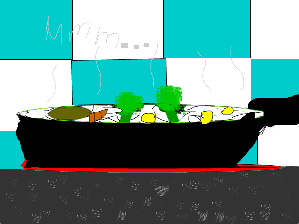 Vegtable stir-fry