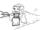 holly wood girl