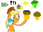 AppleJack's LunchBreak!