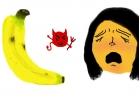 Laura vs. Banana