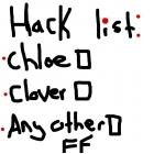 Hack List