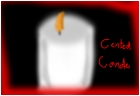 cented candle
