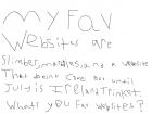 my fav websites