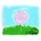 rose lookin thing:)