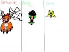 how to draw powerpunk girls