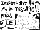 Important Message