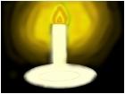 candlit night