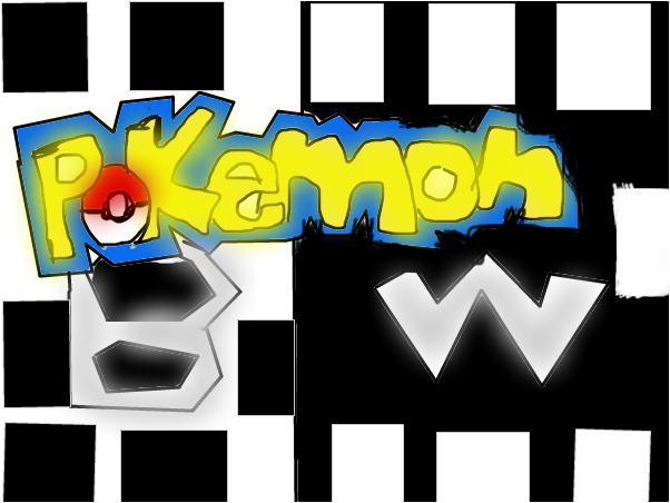 pokemon Black and white