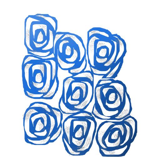 The Nine Awkward Roses