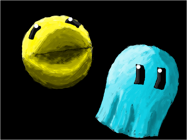 Here Comes Pacman